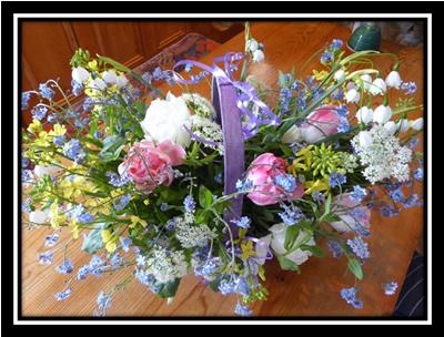 Annette Coleman flowers