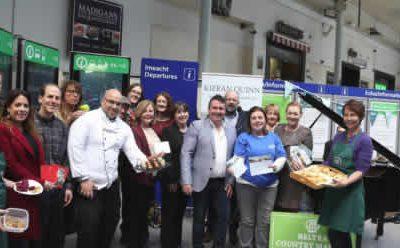 Feedback Fáilte Ireland partner with Iarnród Éireann & Sligo Food Trail