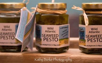 Seafood Ideas – Use of Seaweed Pesto