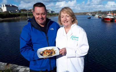 Eithna's by the Sea to feature on Neven Maguire's RTE Programme with Eithna
