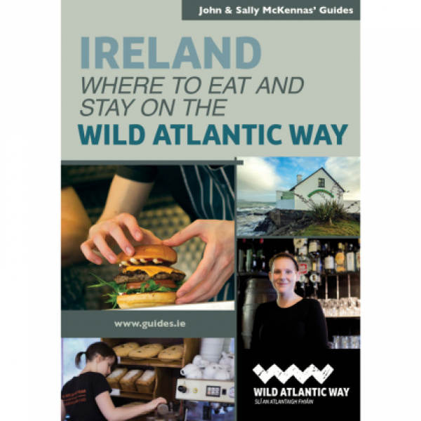 Mckenna guide on where to eat and stay on the Wild AtlanticWay
