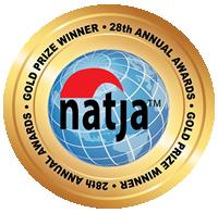 2019 NATJA Awards Gold Winner logo