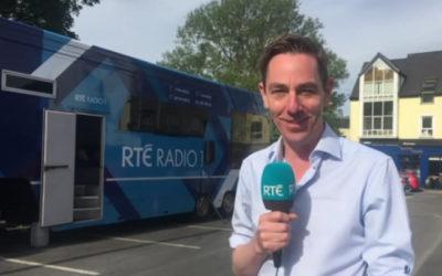 Ryan Tubridy reveals his favourite spots in stunning Sligo