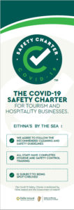 Covid-19 Safety Charter for Eithnas Restaurant