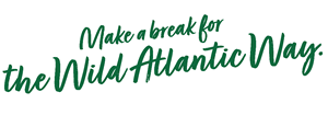 Make a break for The Wild Atlantic Way logo